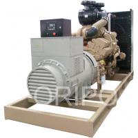Buy cheap open type 720kva diesel generator with Cummins engine and high quality alternator product