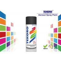 Buy cheap Interior & Exterior Enamel Spray Paint Various Colors For Furniture / Bicycles product