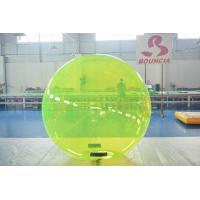 Quality 0.8mm Durable PVC Water Ball With Durable Nylon Velcro For Lake for sale