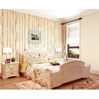 Buy cheap 0.7m width high quality fireproof,waterproof and mould proof PVC vinyl wallpaper product