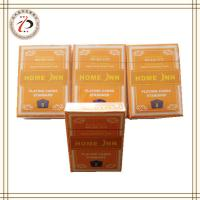 China HOTEL PLAYING CARDS WITH COMPANY LOGO on sale