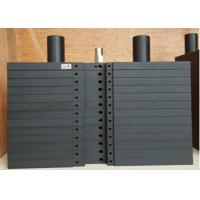 Buy cheap Durable Commercial Quality Gym Clubs Use Black Pure Gym Steel Plates product