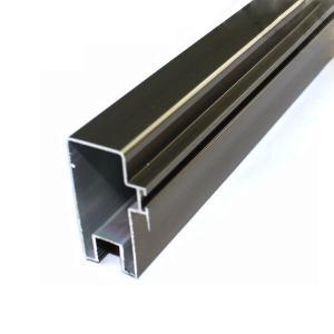 Buy cheap 別の表面処理の高く精密な信頼できるアルミニウム カーテン・ウォールのプロフィール product
