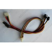 Buy cheap Low Profile Latching SATA Power Cable , Locking SATA Extension Cable For Data Transfer product