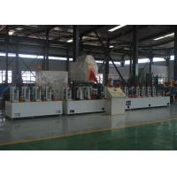Buy cheap High Precision Tube Mill , Pipe Making Machine CRC/ Galvanised Steel Material from wholesalers