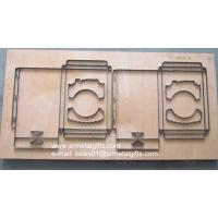 Buy cheap Laser steel rule cutter dies, China die supplier for Laser steel rule cutting dies product
