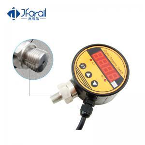 China Intelligent Automatic Pressure Switch , High Precision Digital Pressure Gauge on sale