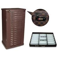 Buy cheap sunglass display cabinet and tray product