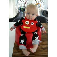 Buy cheap Gertrude Hippo Baby Bib with built in crumb catcher and adjustable clasp product