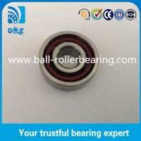 Buy cheap 708C P4 HQ1 Machine Tool Sealed Angular Contact Bearings 15 Degree Contact Angle product