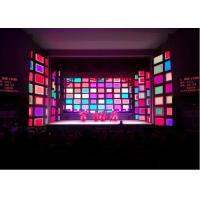 Buy cheap Event Stage Indoor Rental LED Display P3.91 1000 Nits Brightness 16 Bits Grey from wholesalers