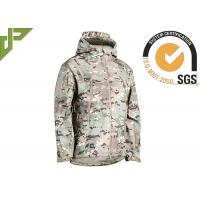 Buy cheap Multicam Tactical Coats And Jackets For Security Guard / Police / Law Enforcement product