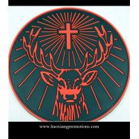 Buy cheap Customized soft rubber embossed&debossed&printed by2D/ 3D Silicone coaster product