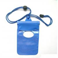 Buy cheap Portable PVC Waterproof mobile phone bag, mobile phone holder for swimming, tubing product