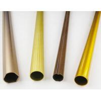 Buy cheap Round Aluminum Extruded Tubing Extruded Aluminium Profiles With CNC Machining product