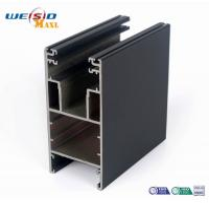 Buy cheap Customized Aluminum Door Profile Support Anodizing / Powder Coating product