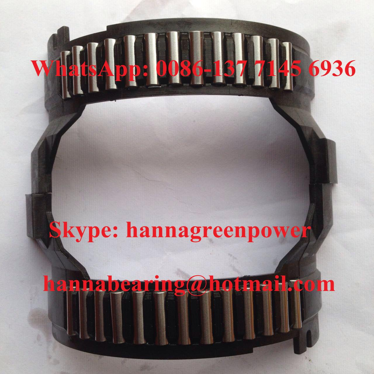 Buy cheap F-225035.1 Cylindrical Roller Bearing For A11V190 Hydraulic Pump Width - 27mm product