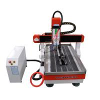 Quality Desktop 4 Axis 6090 CNC Router  Engraving Machine for Wood Metal Stone for sale