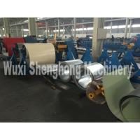 Buy cheap PE PVD Coated Steel Coil Wall Panel Roll Forming Machine Durable product