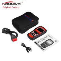 Buy cheap Hand Held Car Engine Diagnostic Code Scanner KW830 Determine Car Engine And Voltage product