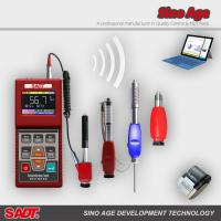 Buy cheap Metal hardness tester wireless probe HARTIP3210 with manufacturer price with color display +/-2 HLD, 10 language product