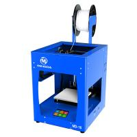 Buy cheap factory direct sale 3d printer for education solid   2 mm thickess metal frame high stability PLA fully assembled product