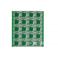 Buy cheap 24GHZ Rogers 4350 Double Sided Professional PCB Sensor Boards product