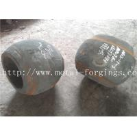 Buy cheap F60 Duplex Stainless Steel Ball Valve Forging Rough Machined Custom Forgings product