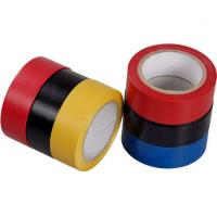 Quality 5 colors for choice PVC insulation tape electrical tape factory price for sale