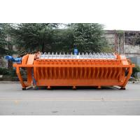 Buy cheap HTG 45 Series Disk Vacuum Filter Good Filter Cake Mining Dewatering product