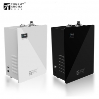 Buy cheap Large Area Hotel Scent Diffuser With LCD Control Panel DC12V HVAC Timer Setting product