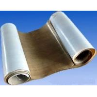 Buy cheap High Density Etched Teflon Sheet PTFE Heat Resistance With Pure White product