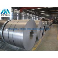Buy cheap Double Side Hot Dipped Galvanized Steel Sheet In Coils 600mm - 1250mm Width product