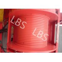 Quality Hydraulic Footstep Piledriver Winch Lebus Drum Offshore Winch For Rotary Drilling Rig for sale
