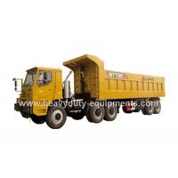 Buy cheap 100 tons Off road Mining Dump Truck with 309kW engine , 50m3 body cargo Volume product