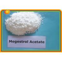 Buy cheap High Purity Prohormone Supplements Megestrol Acetate CAS 595-33-5 as Acyeterion to Female product