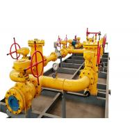 Buy cheap High - Effeciency Natural Gas Equipment Gas Pressure Reducing And Metering Skid product