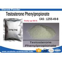 Buy cheap Testosterone Steroid Hormone Test PP / Testosterone Phenylpropionate For Lean Muscle product