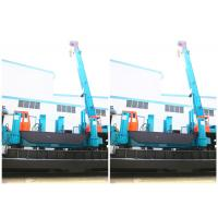 Buy cheap Driven Pile Machine ZYC280 1.8m Piling Stroke Eco - Friendly Feature With No Noise product
