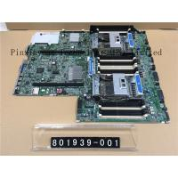 Buy cheap 801939-001  Server Motherboard ,  Motherboard System Board  For HP Proliant DL380p Gen8 G8 Server 732143-001 product