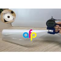 Buy cheap Clear Glossy PET Laminating Film 75 Micron product