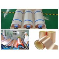 Buy cheap Black Electrolytic Copper Foil , ISO High Tensile Strength PCB Foil Copper product