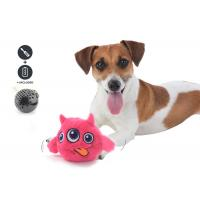 Buy cheap Jumping Bouncer Plastic Dog Balls Non Toxic Dog Toy Ball For Entertaining product