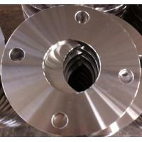 China Stainless steel plate flange on sale
