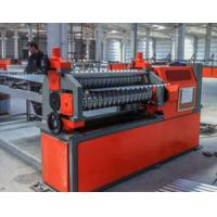 Buy cheap steel Silo Wall Panel1.5 - 3mm Corrugated Steel Sheet Roll Forming Machine 55kw Motor product