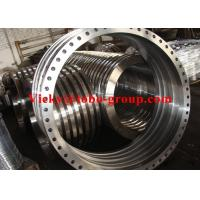 China AWWA C207 class B/D steel-ring AL6XN flanges on sale