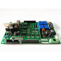 Buy cheap ENIG/OSP PCBA Circuit Board FR4 0.3-12MM PCB SMT Assembly With Green Soldermask product