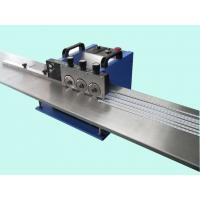 Buy cheap PCB Depanelizer With High Speed Steel Blades For LED Strip Cutting product
