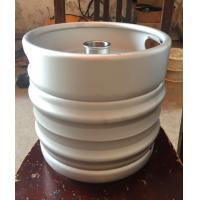 Quality Europe 30 Litre Beer Keg , Beer Kegging Equipment For Brewery And Beverage for sale