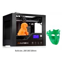 Buy cheap High Accuracy CNC 3d Rapid Prototyping Printer , High Tech 3d Printer Speed Adjustable product